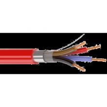 Кабель сигнальной проводки КОПСВ нг(а) 2x2x0,5 мм2 (0,8мм) FRLS 180 min, бухта 200М, REXANT